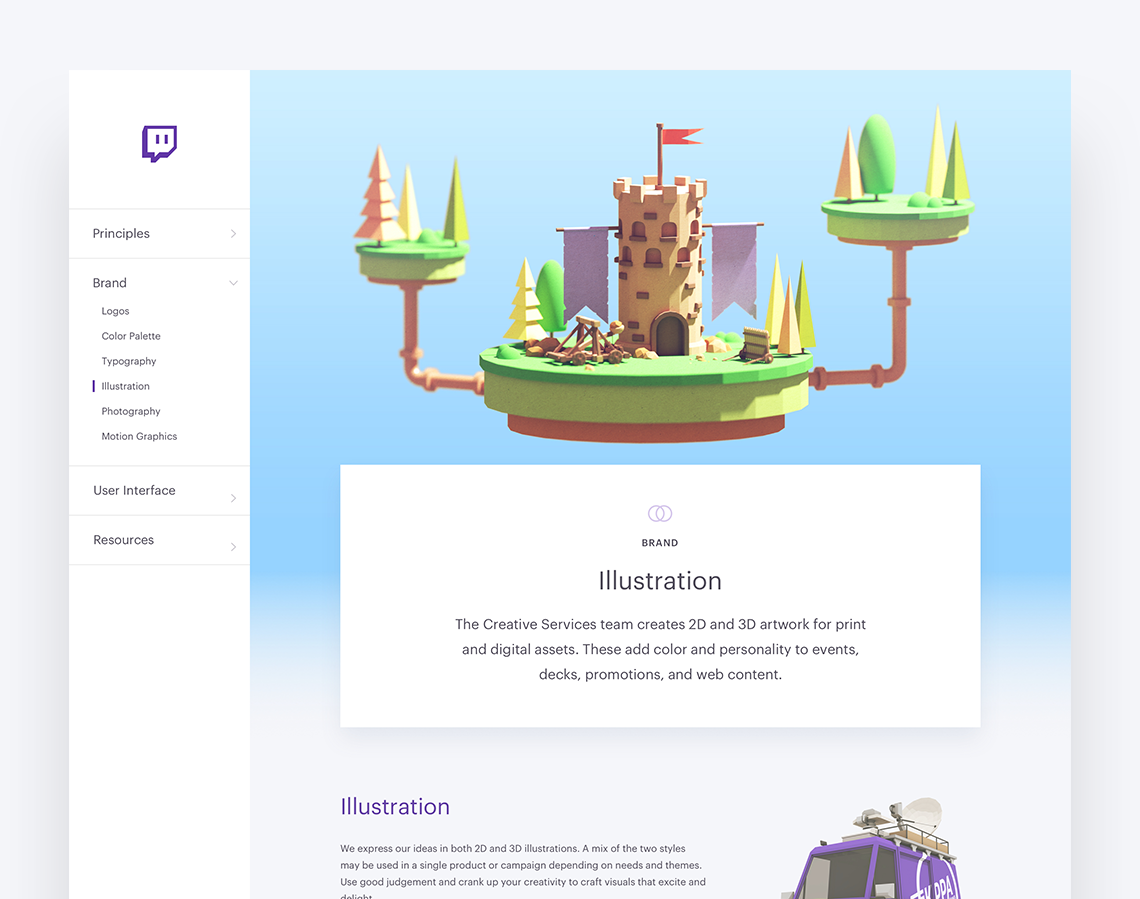Protected: Twitch Design Systems
